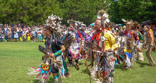Annual Nansemond Indian Pow Wow